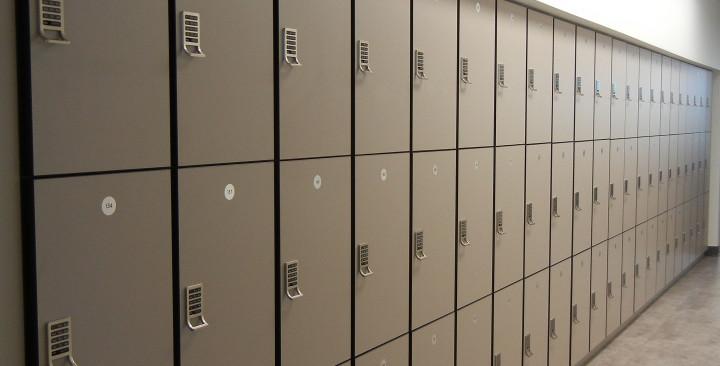 Digilock Keypad Electronic Lockers