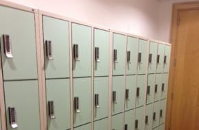 Digilock Lockers for Microsoft