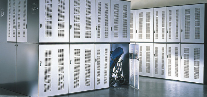 Golf-Lockers