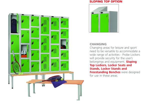 Changing Room Lockers Gym Lockers Sports Amp Leisure