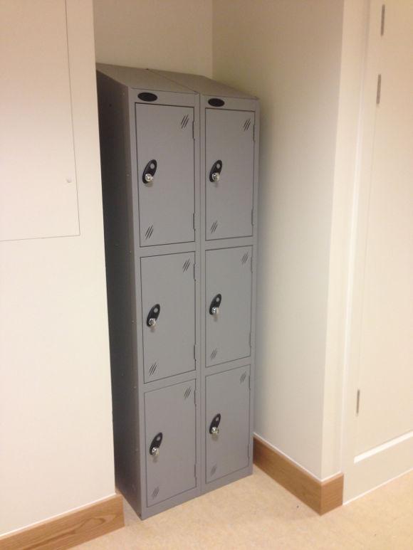 UCD Student Lockers