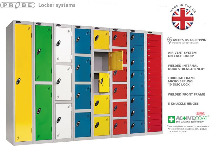 Probe Lockers UK